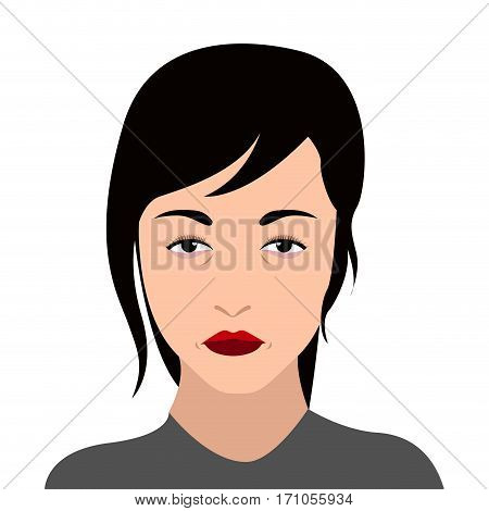 Isolated Facial Expression
