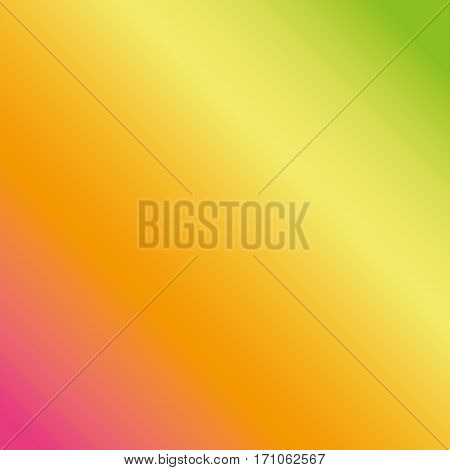 Colorful and smooth gradient color abstract background