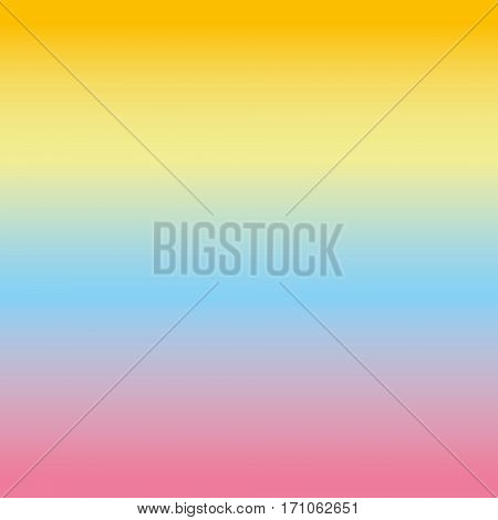 abstract colorful gradient background with three colors.