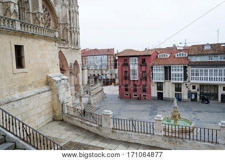 Cathedral Of Saint Mary Of Burgos