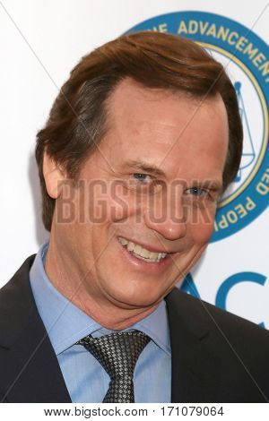 LOS ANGELES - FEB 11:  Bill Paxton at the 48th NAACP Image Awards Arrivals at Pasadena Conference Center on February 11, 2017 in Pasadena, CA