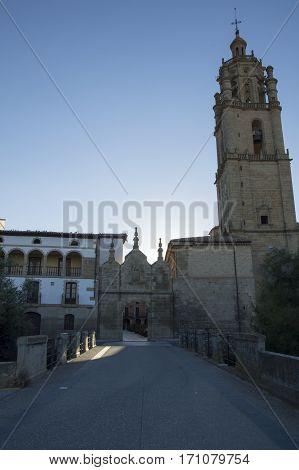 Road to Santiago from Los Arcos to Logroño