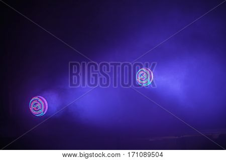 Colorful Stage Led Spot Lights