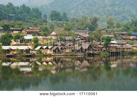 Ban Rak Thai, A Chinese Refugee Settlement In Thailand