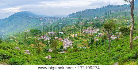 The Village In Valley