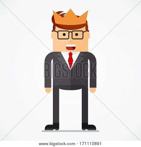 Business Character Image