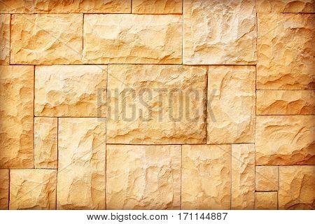 modern slab slate stone wall background .