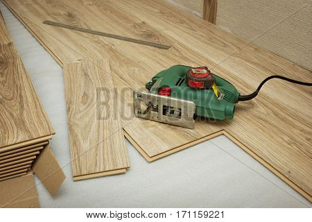 For Cutting Laminate Used Jigsaw