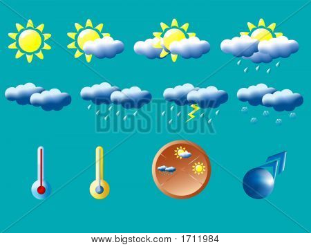 Weather Icons.Eps