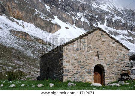 Little Church In Mountain