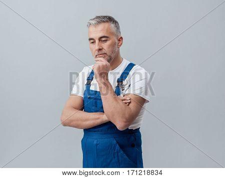 Thoughtful Repairman