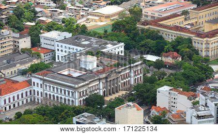 Museu de Ciências da Terra, Rio de Janeiro, Brazil