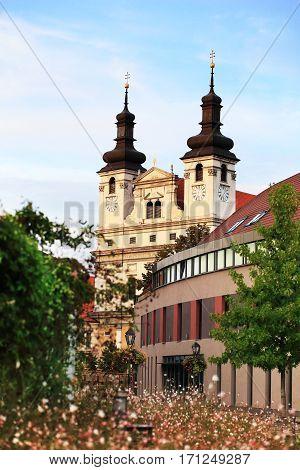 St. John the Baptist Cathedral Trnava Slovakia September 2016