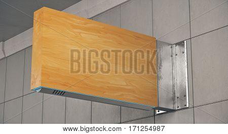 Rectangular Wooden Stopper