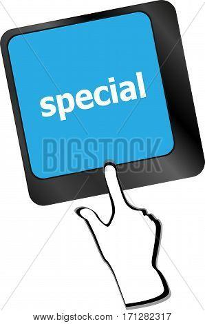 special button on laptop blue keyboard keys