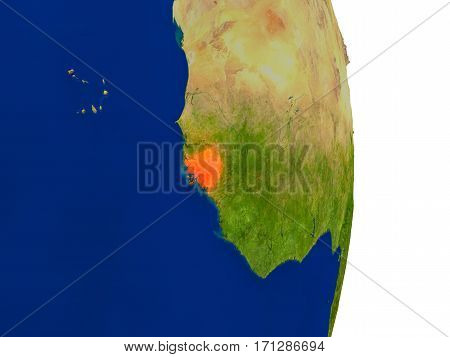 Guinea-bissau On Earth