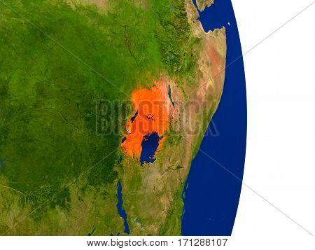 Uganda On Earth