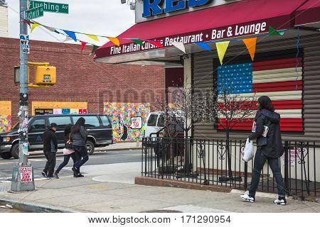 Fine Italian Cuisine Restaurant In Brooklyn