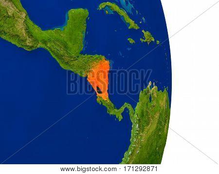 Nicaragua On Earth