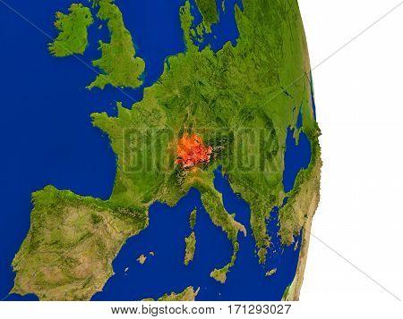 Switzerland On Earth