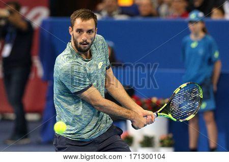 Tennis Player Viktor Troicki