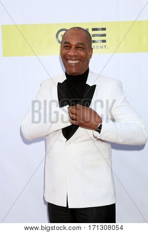 LOS ANGELES - FEB 11:  Joe Morton at the 48th NAACP Image Awards Arrivals at Pasadena Conference Center on February 11, 2017 in Pasadena, CA