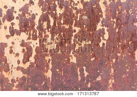 Texture Of Old Metal Background