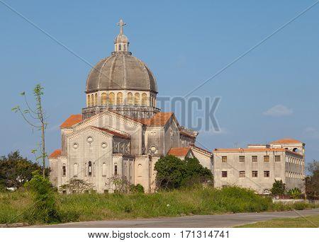 Iglesia de Jesus de Miramar in the Roman Catholic Archdiocese of San Cristobal de la Habana Cuba
