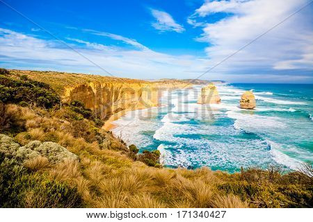 Twelve Apostles Great Ocean Road Melbourne Australia