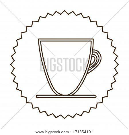 coffee espresso icon image, vector illustration design