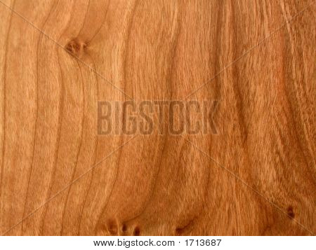 Brilliant Cherry Wood