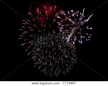 Triple Fireworks