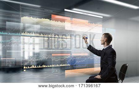 Integrating new technologies . Mixed media