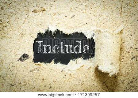 Text Include on paper black has Mulberry paper background you can apply to your product.