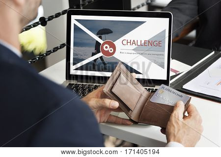 Solution Assessment Challenge Risk Management Concept