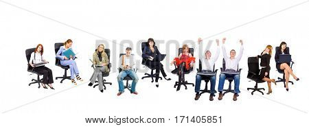 Business People Corporate Concept