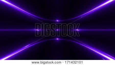 Luxury Modern Abstract purple Laser Beam Light Background