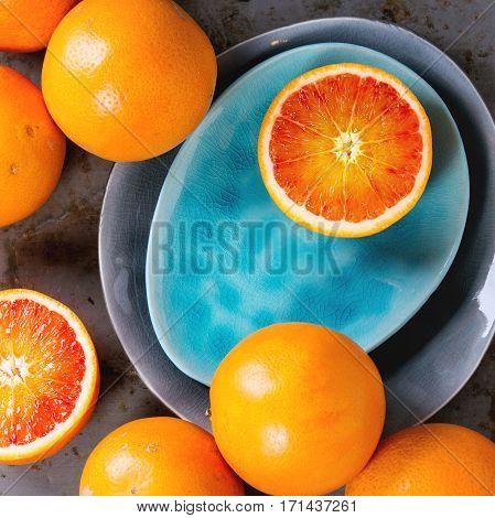 Blood Orange Fruit