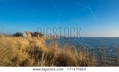 Durgerdam is a village in the Dutch province of North Holland. It is a part of the municipality of Amsterdam