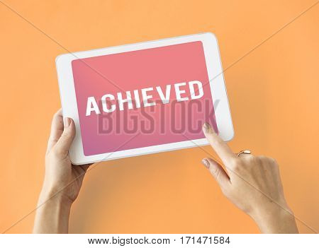 Achieved Ability Accomplishment Excellence Growth