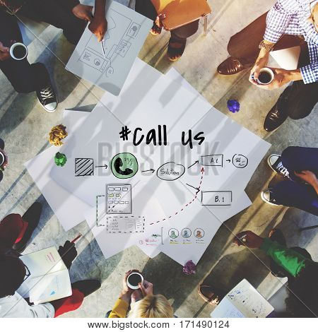 More Information Support Call Us Solution Infographic