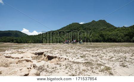 Lake Scenery Of Dalat, Vietnam