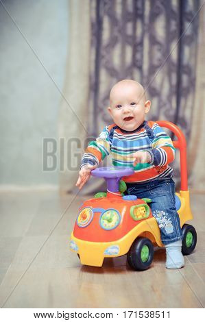 Baby For  On Kids Car