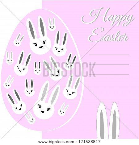Easter Eggs, Easter Bunny, Rabbit Ears