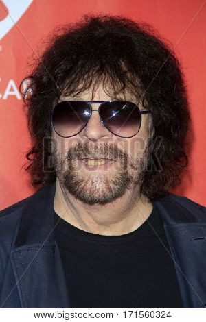 LOS ANGELES - FEB 10:  Jeff Lynne at the Musicares Person of the Year honoring Tom Petty at Los Angeles Convention Center on February 10, 2017 in Los Angeles, CA