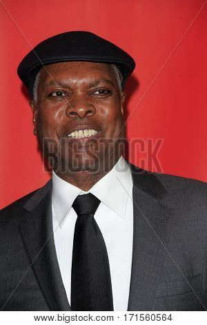 LOS ANGELES - FEB 10:  Booker T at the Musicares Person of the Year honoring Tom Petty at Los Angeles Convention Center on February 10, 2017 in Los Angeles, CA
