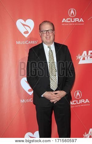LOS ANGELES - FEB 10:  Steve Bartels at the Musicares Person of the Year honoring Tom Petty at Los Angeles Convention Center on February 10, 2017 in Los Angeles, CA