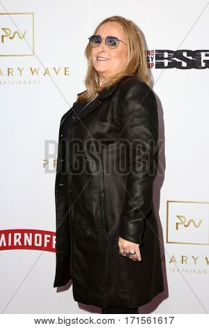 LOS ANGELES - FEB 11:  Melissa Etheridge at the Primary Wave 11th Annual Pre-GRAMMY Party at The London on February 11, 2017 in West Hollywood, CA
