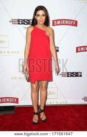 LOS ANGELES - FEB 11:  Marisol Nichols at the Primary Wave 11th Annual Pre-GRAMMY Party at The London on February 11, 2017 in West Hollywood, CA
