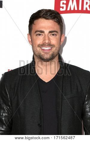 LOS ANGELES - FEB 11:  Jonathan Bennett at the Primary Wave 11th Annual Pre-GRAMMY Party at The London on February 11, 2017 in West Hollywood, CA